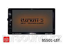 """2DIN Автомагнитола """"5-Element"""" E5-B5501 Bluetooth d """"6.2"""""""
