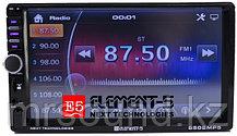 """2DIN Автомагнитола """"5-Element"""" E5-B5502 Bluetooth d """"6.2"""""""