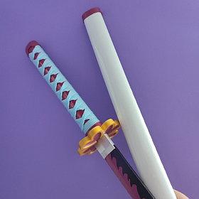 Клинок Мицури Канроджи ничирин (клинок рассекающий демонов) Хрупкий