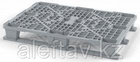 Полимерный поддон на ножках 1200х800х140мм серого цвета