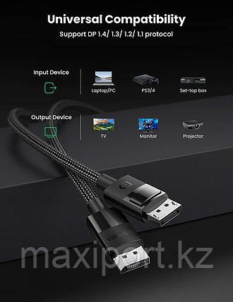Кабель DisplayPort - DisplayPort 2m V1,4, фото 2