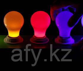 Светодиодные Цветные Лампы 7 вт