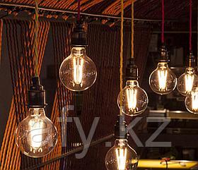 Филаментная Светодиодная Лампа 6 вт