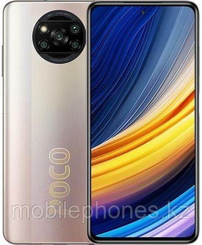 Смартфон Xiaomi POCO X3 Pro 128Gb Бронзовый