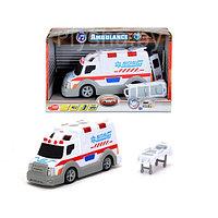 Игрушка Dickie Toys Машина скорой помощи 15см (3313577)