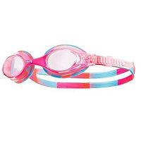 Очки TYR Kids Swimple Tie Dye Mirrored LGSWTDM/667 pink