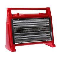 Обогреватель Centek CT-6141, кварцевый, напольный, 2000 Вт, 20 м2, красный