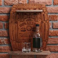 Полка под алкоголь 100 Alcohol, 40 x 48.3 x 15 см