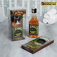 Набор 'Настоящему мужику' гель для душа 250 мл аромат мужского парфюма, мыло-шоколад
