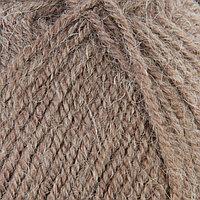 Пряжа 'Alpaca royal' 30 альпака, 15 шерсть, 55 акрил 250м/100гр (688 кофе с молоком)