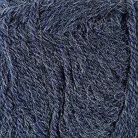 Пряжа 'Alpaca royal' 30 альпака, 15 шерсть, 55 акрил 250м/100гр (203 джинс меланж)