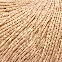 Пряжа 'Baby Wool' 40 шерсть, 40 акрил, 20 бамбук 175м/50гр (310 медовый)