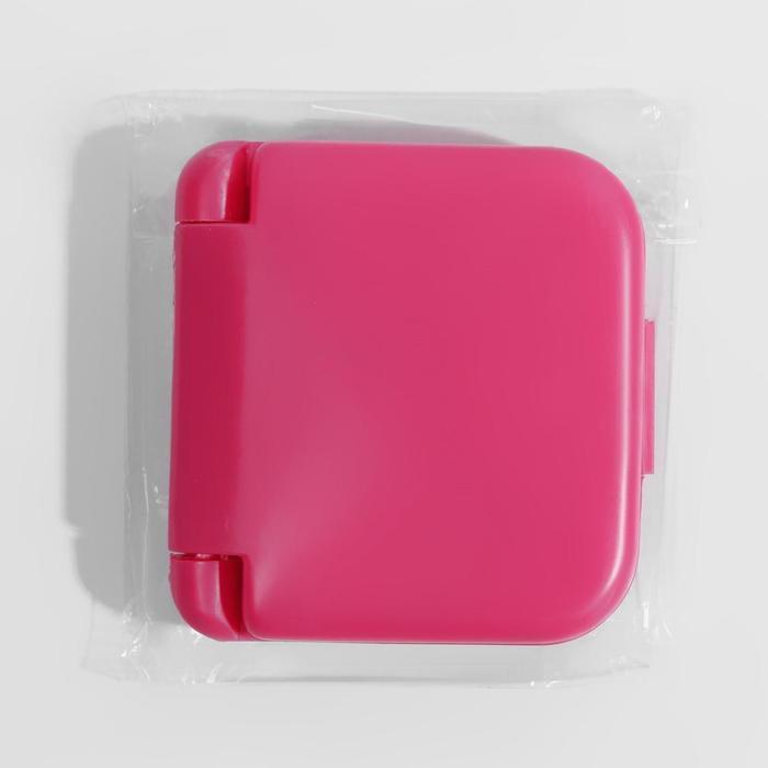 Набор для шитья, в складной пластиковой коробке, цвет МИКС - фото 2