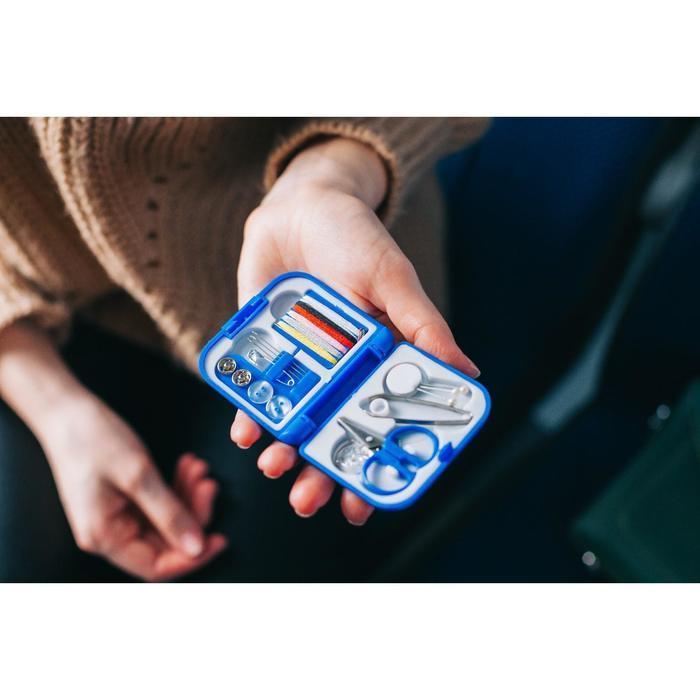 Набор для шитья, в складной пластиковой коробке, цвет МИКС - фото 3