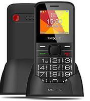 Мобильный телефон Texet TM-B201 чёрный