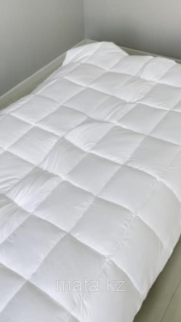 Одеяло шелкопряд белое Home fashion 1.5