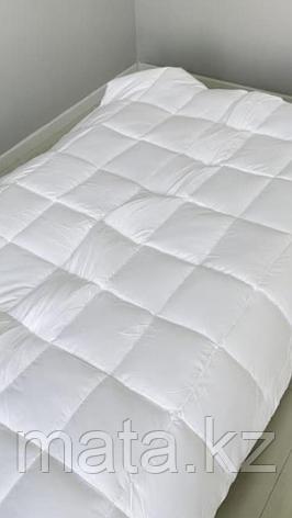Одеяло шелкопряд белое Home fashion 2, фото 2