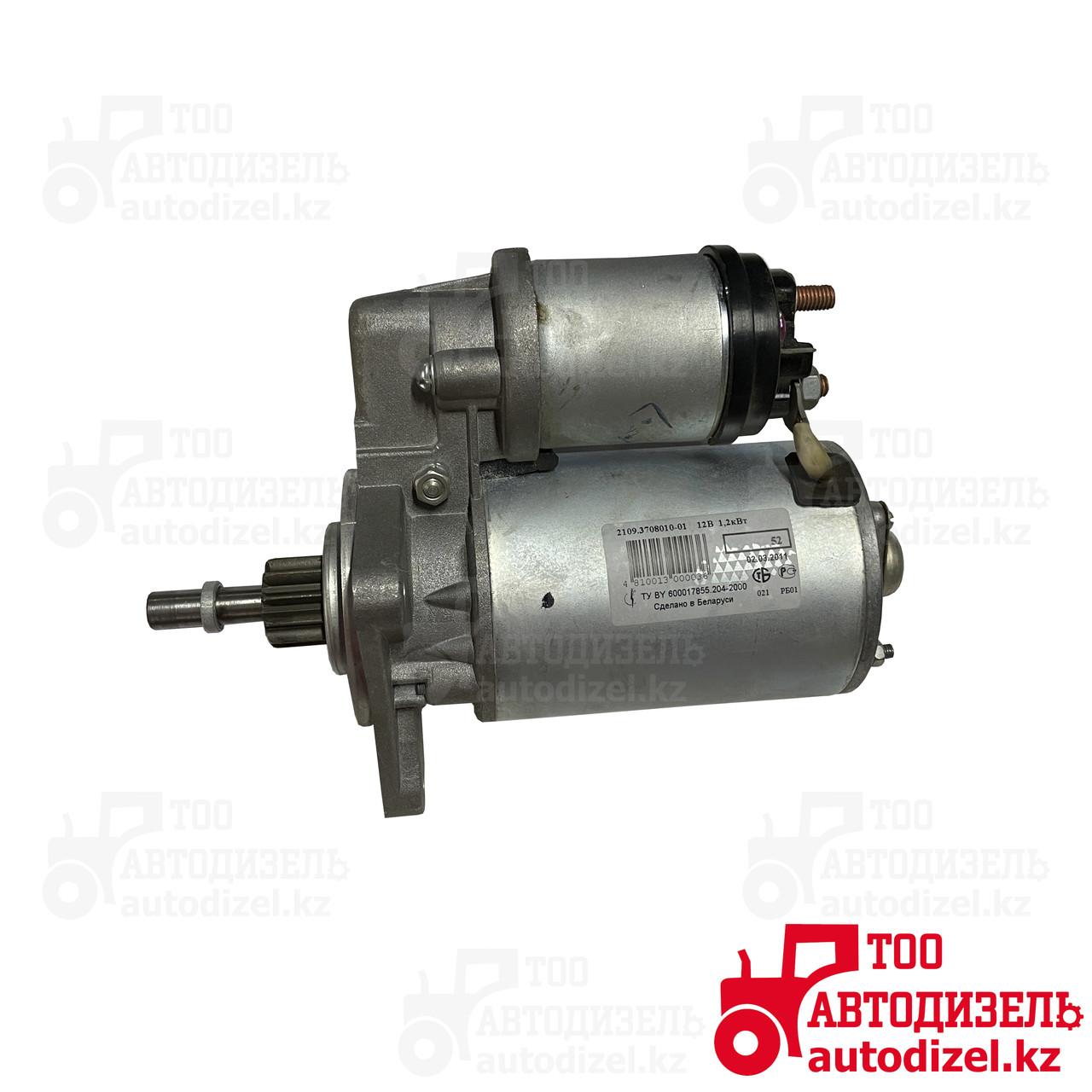 Стартер ВАЗ 2109.3708010-01 (БАТЭ) ВАЗ 2108-2109 и их модификаци (двигатели с ЭСУД)