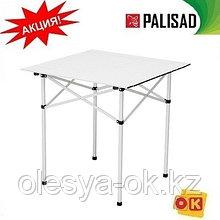 Стол складной 700x700 мм, в чехле PALISAD Camping. 69584
