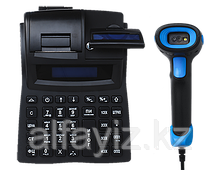 Комплект ККМ ПОРТ-100 Ф + 2D сканер ПОРТ HC-10