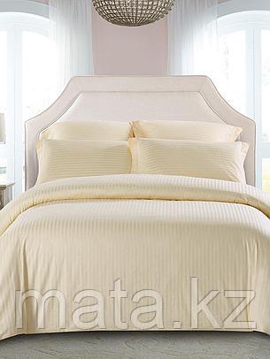 Комплект постельного белья Турция страйп-сатин 1,5, фото 2