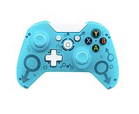 Беспроводной геймпад Xbox One N-1 2.4G БИРЮЗОВЫЙ