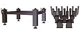Оптический стол с пневматической амортизацией и виброизоляцией ZDT-P30-15, фото 3