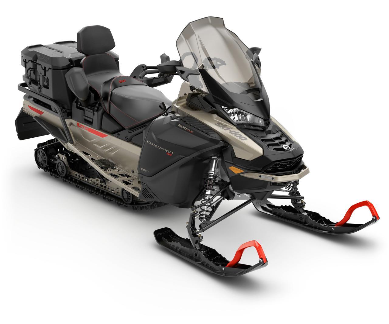 Expedition SE VIP 900 ACE Turbo Жидкий титаниум с черным 2022