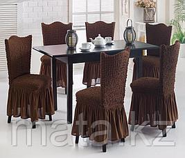 Чехлы на стулья Турция, фото 3