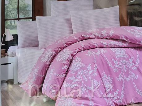 Комплект постельного белья 2.0 Viktoria Турция, фото 2