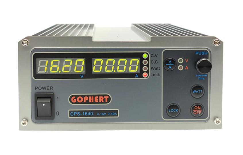 Блок питания Gophert 16В, 40А