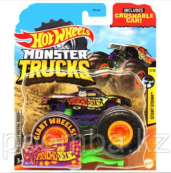 Машинка Hot Wheels Monster Trucks Mattel