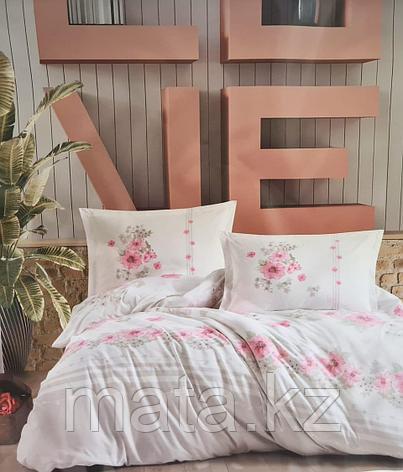 Комплект постельного белья 2,0 Clasy Турция, фото 2