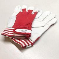 Рабочие перчатки (кожаные)