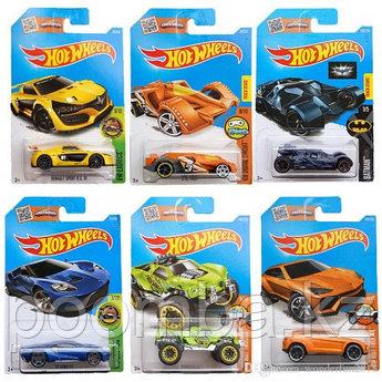 Машинки Hot Wheels одиночки С4982 Mattel