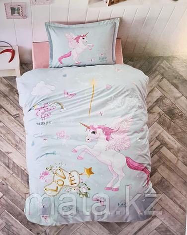 Комплект постельного белья 1,5 Clasy Турция, фото 2