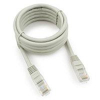 Патч-корд медный UTP Cablexpert PP10-20M кат.5e, 20м, литой, многожильный (серый)