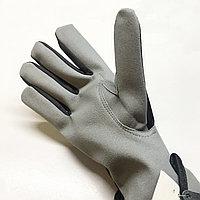 Рабочие перчатки (искусственная кожа)