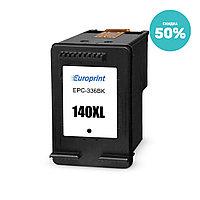 Картридж Europrint EPC-336BK (№140xl)