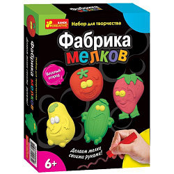 Ranok 14100060Р Фабрика мелков. Веселый огород