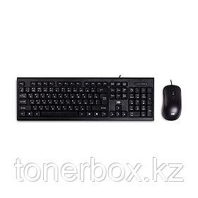 Проводные комплекты клавиатура+мышь
