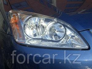 Защита фар  для Audi Q7, прозрачная