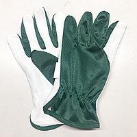 Перчатки рабочие (кожаные)