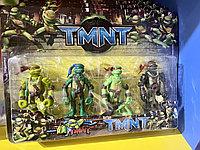 """Набор """" Черепашки Ниндзя"""" мини в картонно-блистерной упаковке TNMT turtles фигурки"""