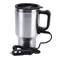 Термокружка с подогревом от прикуривателя Electric Mug