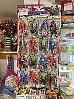 №14404 Герои Marvel супер мини