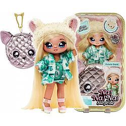Кукла NaNaNa Surprise Glam Victoria Grand металлик пом