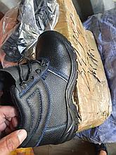 Ботинки рабочие с защитным подноском.утепленные распродажа
