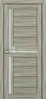 Межкомнатная дверь Light ПДО 2121 Дуб седой