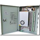 Блок питания металл Ящик, 110-220V±15%, Output: DC 12V 20A, 220x315x60, 18 каналов S-240-12